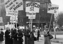Legge sul divorzio in Italia, 1°dicembre 1970