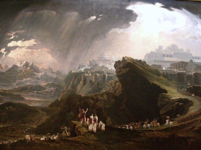Giosuè, il successore di Mosè, personaggio biblico