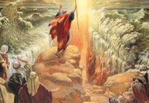 La storia di Mosè narrata nella Bibbia