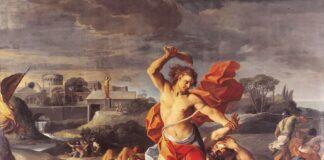 La storia di Sansone, personaggio biblico