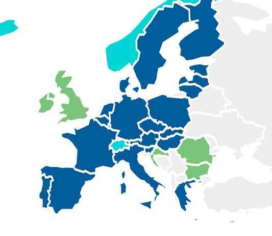 Trattato di Schengen e Paesi aderenti