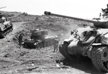 Guerra del Kippur tra arabi e israeliani