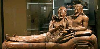 sarcofago degi sposi