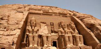 abu simbel, i templi