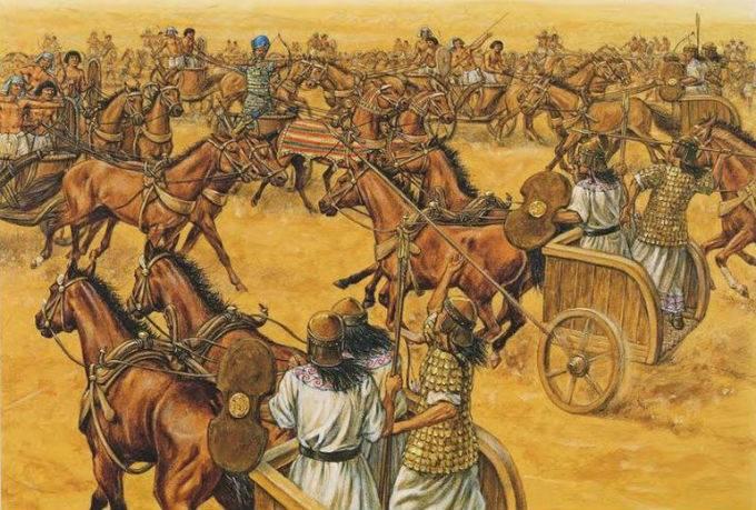 battaglia di Qadesh