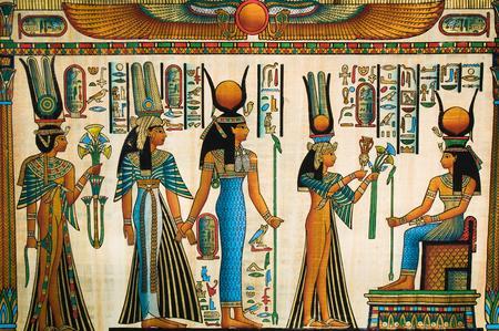 dèi egizi