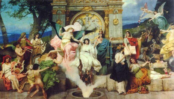 divinità greche