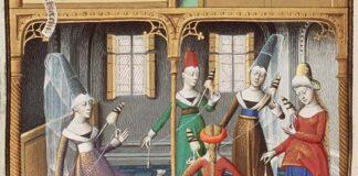 la donna nel medioevo