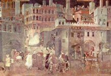 città medievali