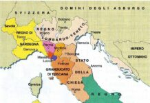 dominazione austriaca in Italia