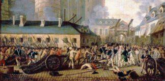 rivoluzione francese schema e sintesi