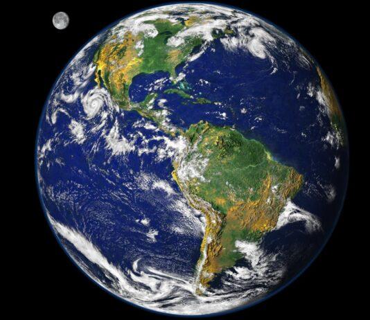 sfericità della terra