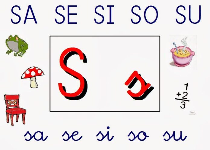 consonante s