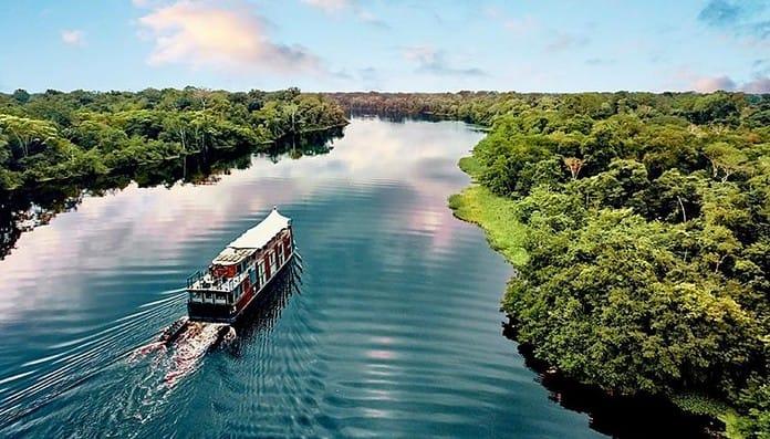 il fiume più lungo del mondo